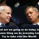 Funny Memes - lindsey and mccain