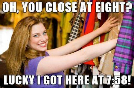 Funny Memes - oh you close at eight