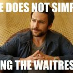 Funny Memes - one does not simply
