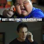 Funny Baby Memes - i will find you