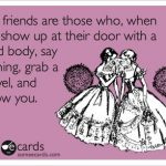 Funny Ecards: best friends