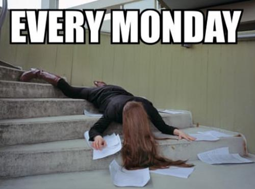 Funny Memes - every monday