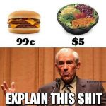 Funny Memes - explain this shit