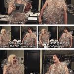 Funny Memes - lady gaga fashion