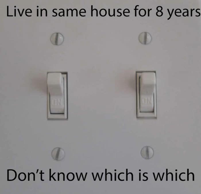 Funny Memes - live in same house