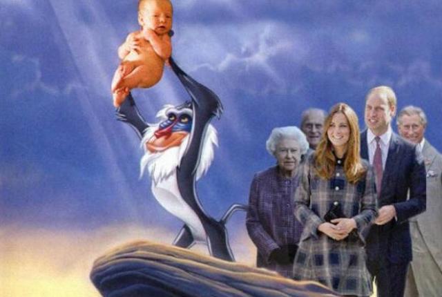 Funny Memes - royal family memes 1