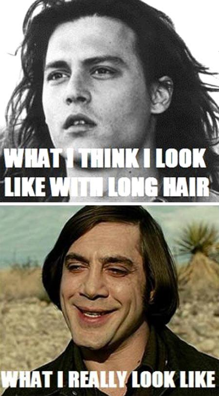 Funny Memes - what i think i look like