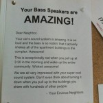 Funny Memes - your bass speakers