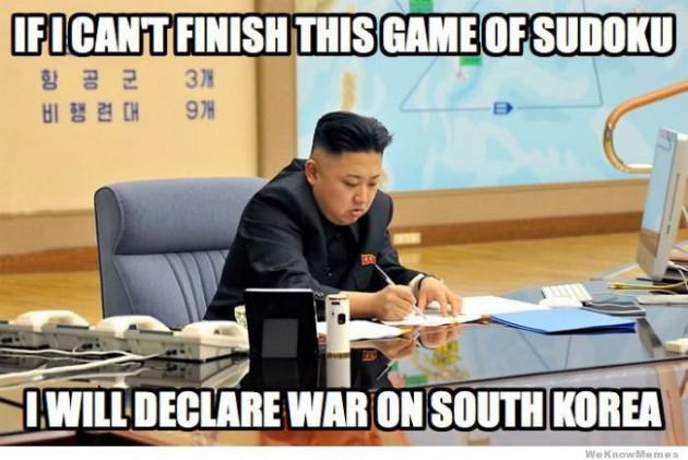 Funny Political Memes - kim jong un memes 5