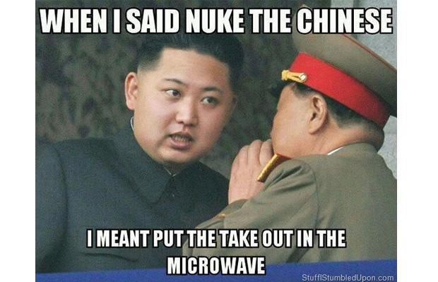 Political Memes - kim jong un memes 1