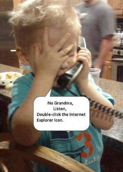 Funny Baby Memes - no grandma