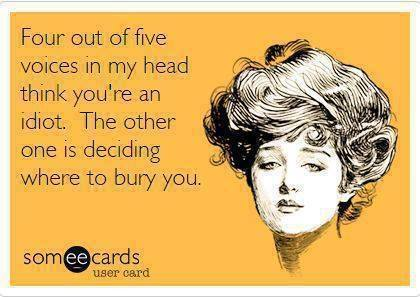 Funny Ecards - four out of five