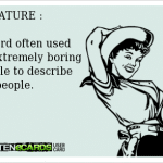 Funny Ecards - immature definition