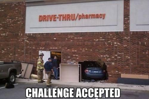 Funny Memes - drive thru pharmacy