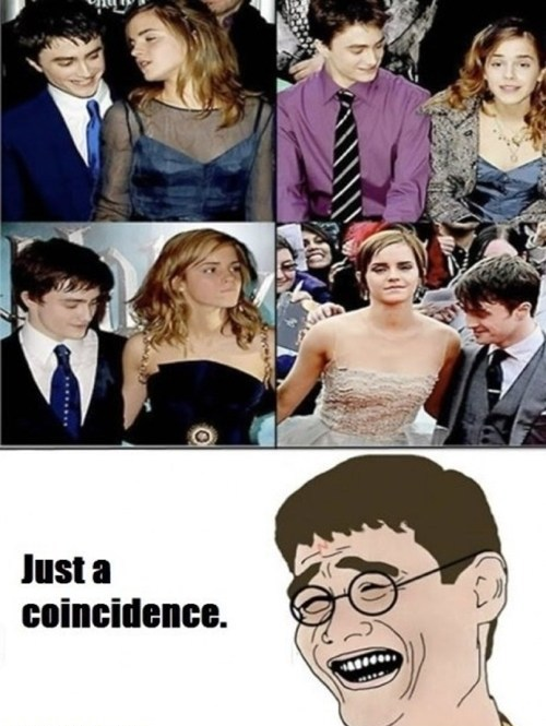 Funny Memes - just a coincidence