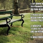 Funny Memes - sit down next to a stranger