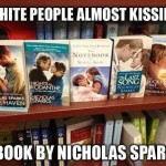 Funny Memes - white people almost kissing