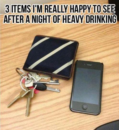 Funny Memes: 3 items im really happy