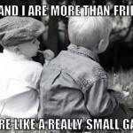Funny Baby Memes - really small gang
