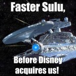 Funny Memes - faster sulu