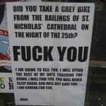 Funny Memes - hilarious street sign