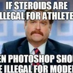 Funny Memes - photoshop and models