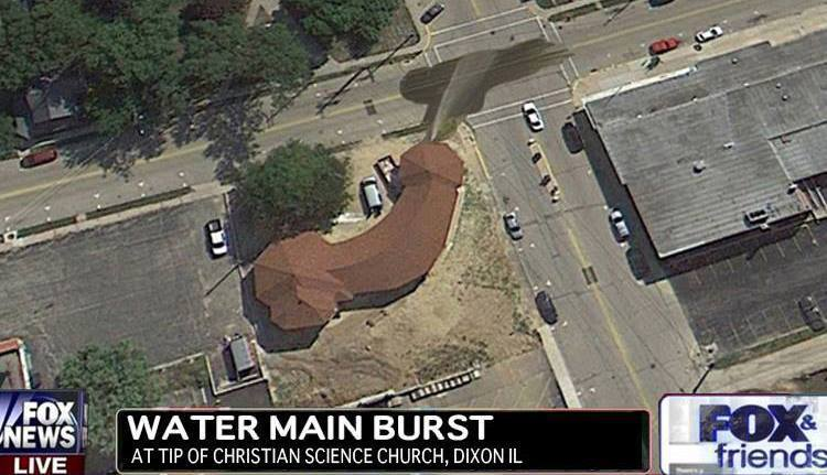 Funny Memes - water burst