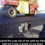 Funny Memes - what a prank