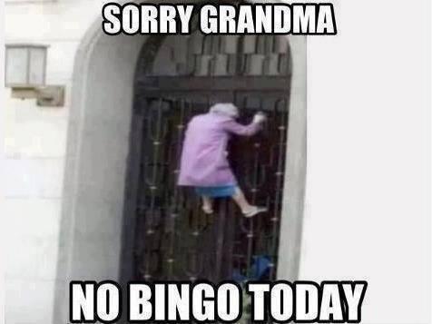 Funny Memes -no bingo today