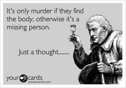 Funny Memes - Ecards - just a thought