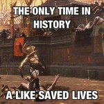 Funny Memes - only time in history