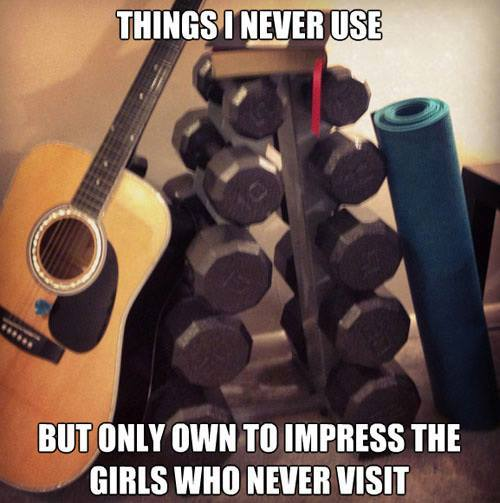 Funny Memes - things i never use