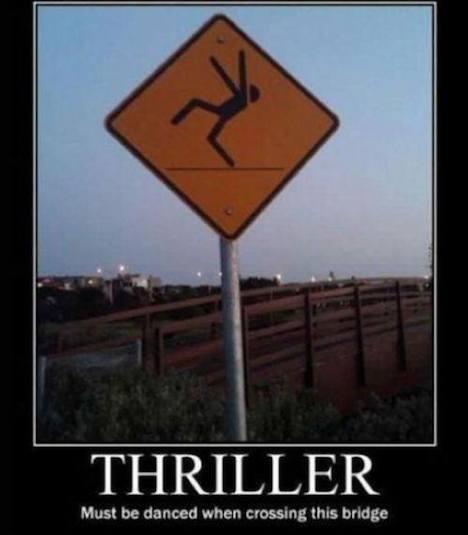 Funny Memes - thriller