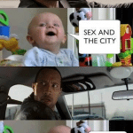 Baby Memes - favourite tv show