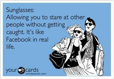 Funny Ecards - facebook in real life