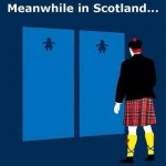 Funny Memes - meanwhile in scotland