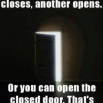 Funny Memes - open the door