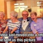 Funny Memes - retirement home