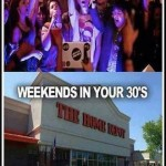 Funny Memes - weekends in your 20s