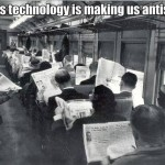 Funny Memes: all this technology