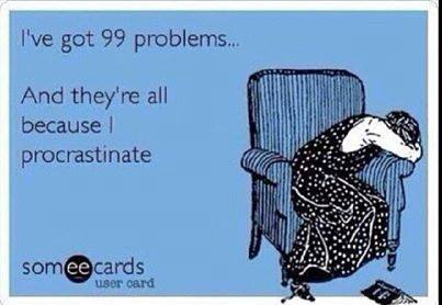 Funny Ecards: 99 problems