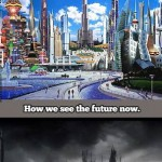 Funny Memes - seeing the future