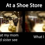 Funny Memes - shopping view
