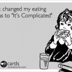Funny Ecards - its complicated