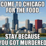 Funny Memes - come for the food