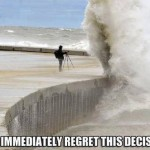 Funny Memes - regret the decision