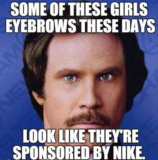 Funny Memes - sponsored by nike