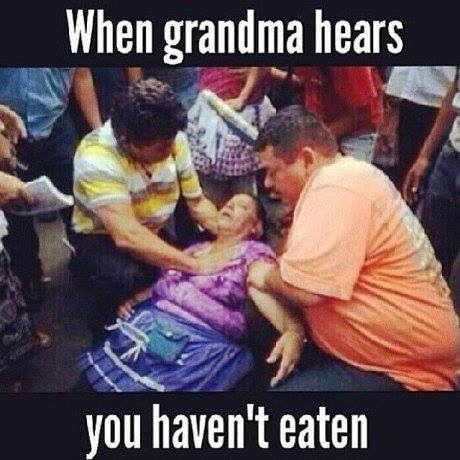 Funny Memes - you havent eaten