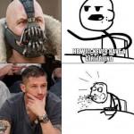 Funny Memes: bane to beauty