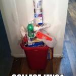 Funny Memes: college jenga